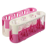 Adapt-a-Rack pink/white, 2/pk