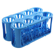 Adapt-a-Rack blue/blue, 2/pk