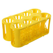 Adapt-a-Rack yellow/yellow, 2/pk