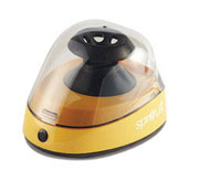 Sprout mini-centrifuge, yellow