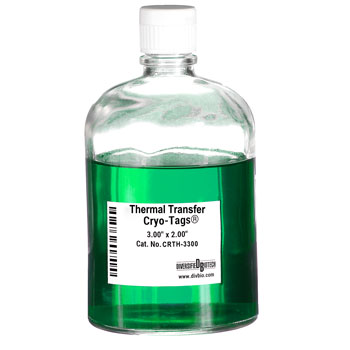 "TT Cryo-Tags, 3.00"" x 2.00"",  1000/roll"