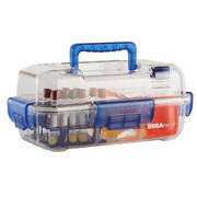 DURAporter Transport Box, clear