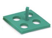Floating Rack for 50ml, green  5/pk