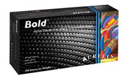 Bold nitrile gloves, 100/bx