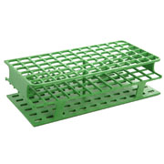72-Place Full OneRack for 16mm tubes, green