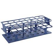 24-Place Full OneRack for 30mm tubes, blue
