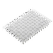 96-well Low Profile PCR plate, no skirt 10/pk