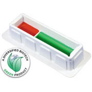 25ml Bio-Pure Reservoir w/divider, 100/case