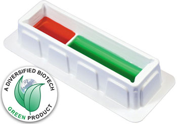 25 ml indiv. wrapped Bio-Pure reservoir w/divider, 50/case