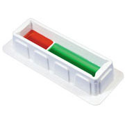 25 ml indiv. wrapped reservoir w/divider, 50/case