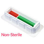 Non-Sterile 25ml Reservoir with divider, 100/case
