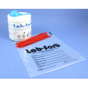 LabSorb kit with 25 small bags