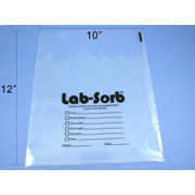 Large LabSorb disposal bags, 50/pk
