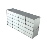 "3 x 4 Freezer Rack, holds (12) 2"" boxes"