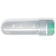 Ext. Thread 2.0ml RB CryoVial, 100/pk (MOQ 10 packs)