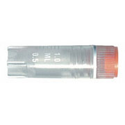 Int. Thread 1.2ml CryoVial, SS, 100/pk