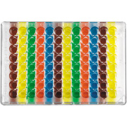 Multi-colored 96 Well Orienter, 2/pk
