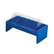 XL Wash-N-Dry Coverslip Rack, blue
