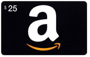 $25 Amazon Gift Card Free with $250 order