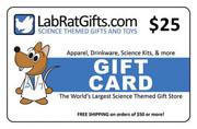 $25 LabRat Gift Card